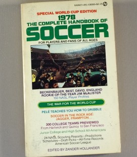 1978 The Complete Handbook of Soccer