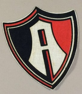 1983 Atlas FC Patch