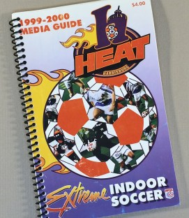 Harrisburg Heat 1999-2000 Media Guide
