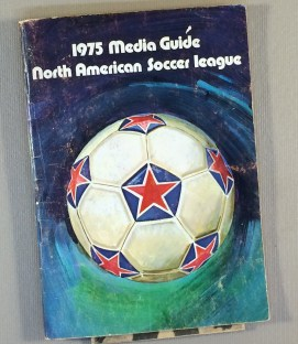 North American Soccer League 1975 Media Guide