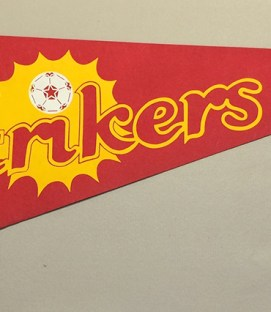 1978 Ft Lauderdale Strikers Team Pennant