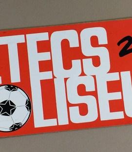 Los Angeles Aztecs Bumper Sticker