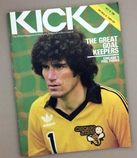 Kick Magazine July 19th, 1980