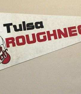 1978 Tulsa Roughnecks Team Pennant