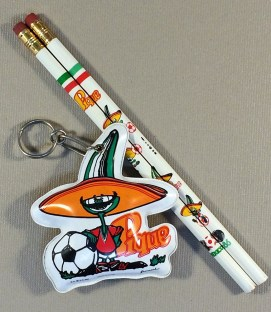 Mexico World Cup 1986 Pique Mascot