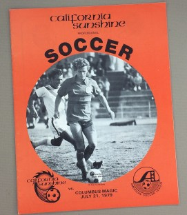 California Sunshine 1979 Program