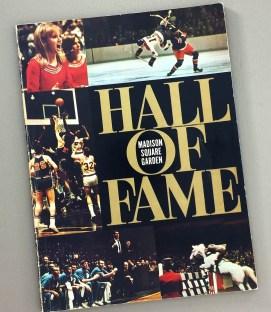 Madison Square Garden 1967 Book