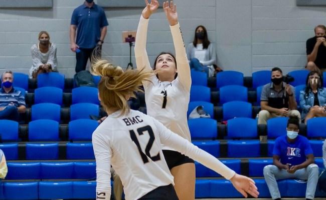 Volleyball junior varsity girl
