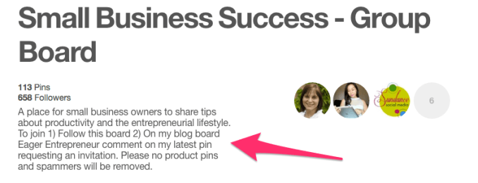 small business marketing with pinterest