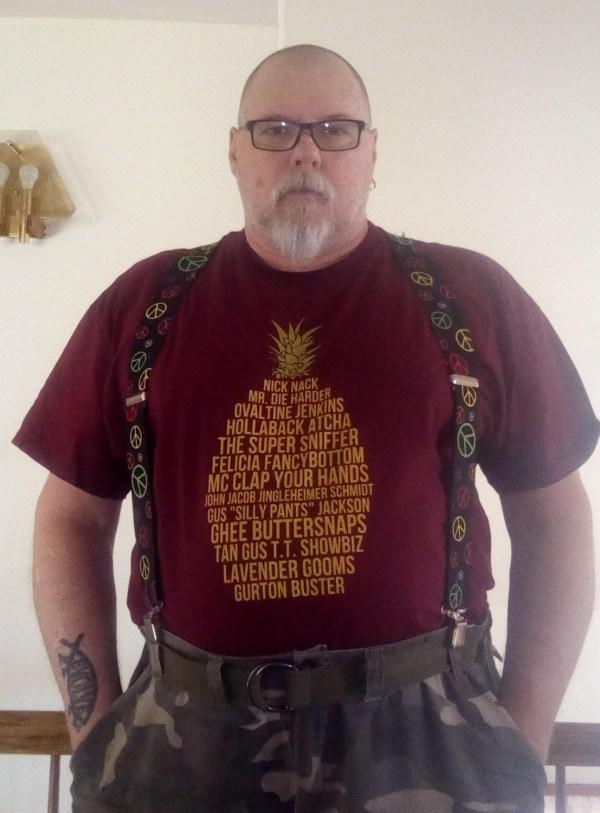 Names Of Gus T-shirts & Hoodies Love Apparel