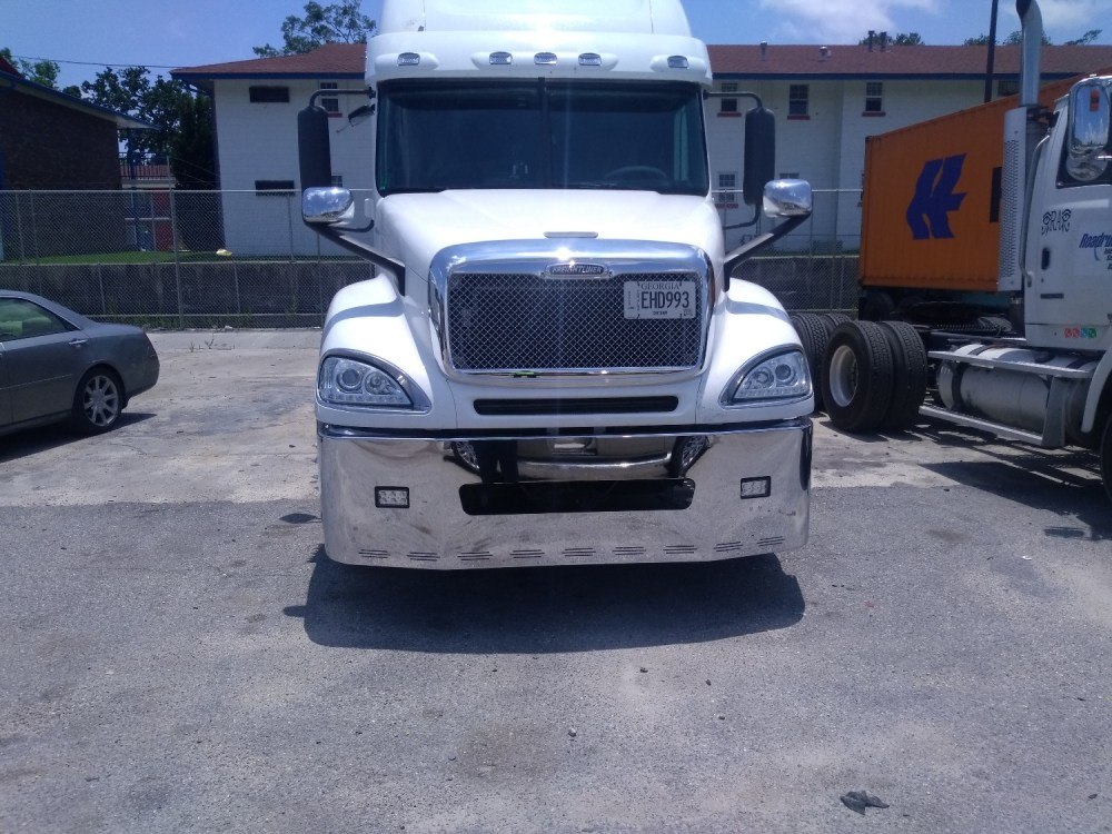 medium resolution of ontario g verified customer review of 22 freightliner century columbia chrome bumper fits
