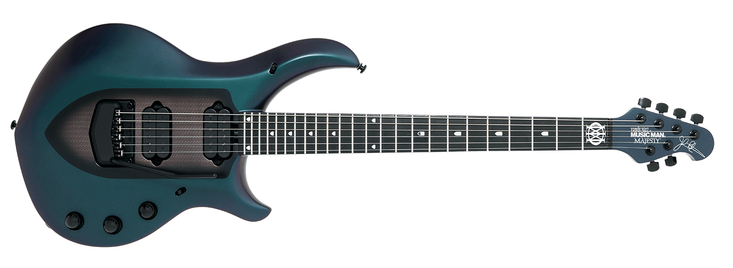 delay between pickup selection the majesty is the exemplification of everything we know a john petrucci signature model to be innovative technology  [ 1500 x 550 Pixel ]