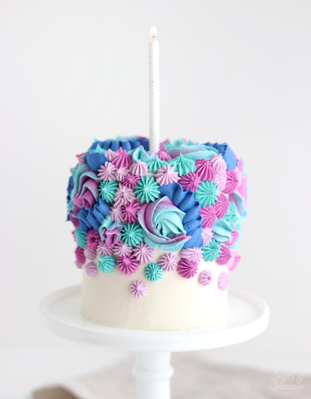 1st Birthday Smash Cake Recipe Decorating Ideas