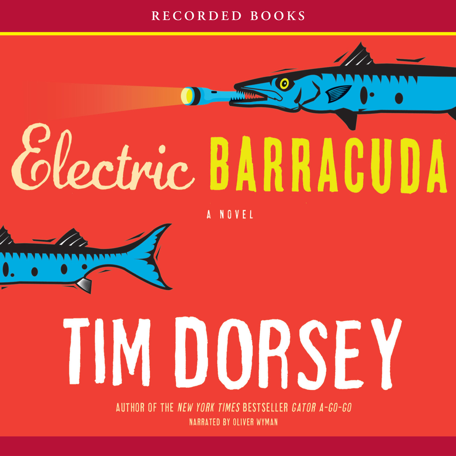Download Electric Barracuda Audiobook by Tim Dorsey read