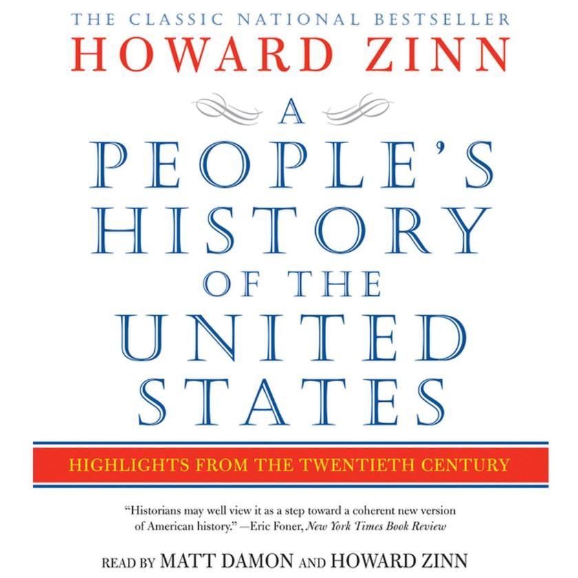 Image result for howard zinn a people's history