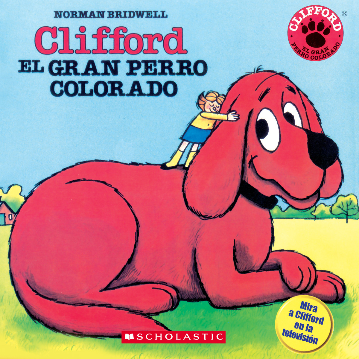 Clifford The Big Red Dog Spanish