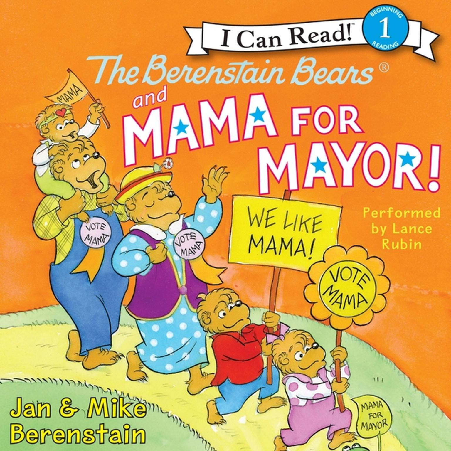 The Berenstain Bears And Mama For Mayor