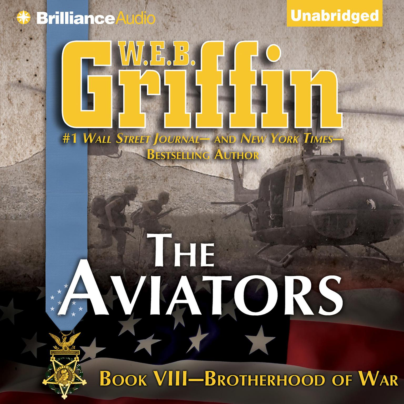 The Aviators Audiobook By W E B Griffin