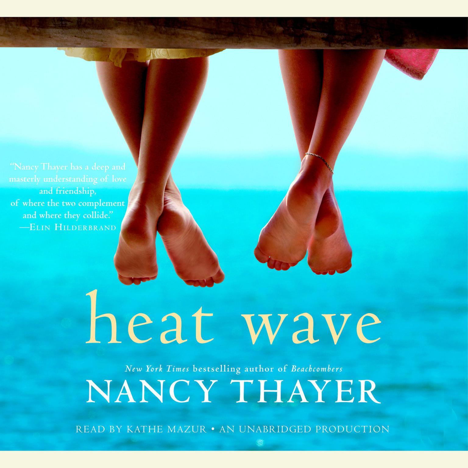 heat wave a novel