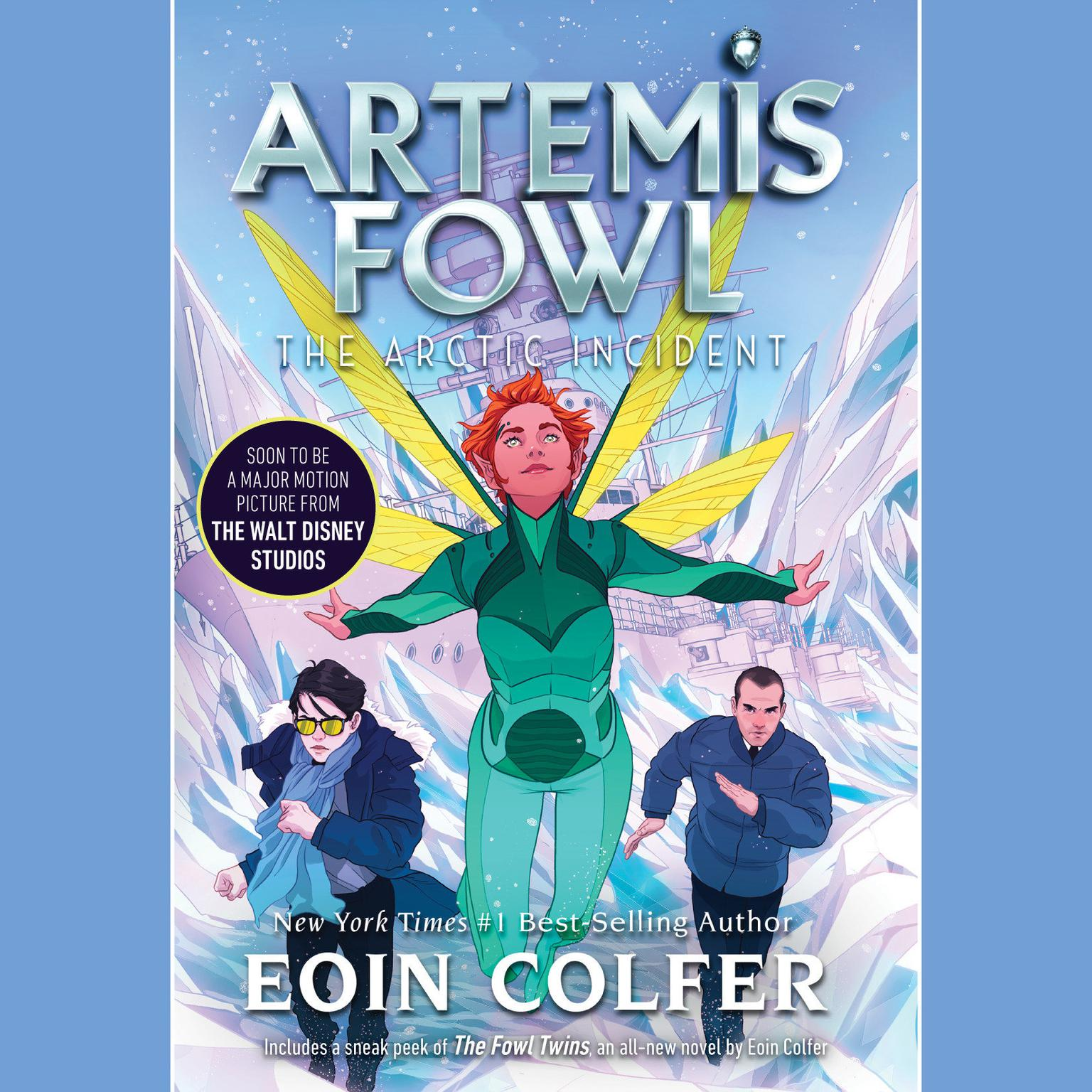 Artemis Fowl 2 The Arctic Incident  Audiobook Listen