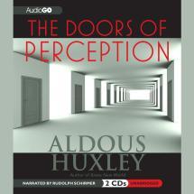 doors of perception - audiobook