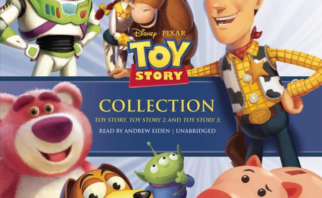 The Toy Story Collection Audiobook Listen Instantly