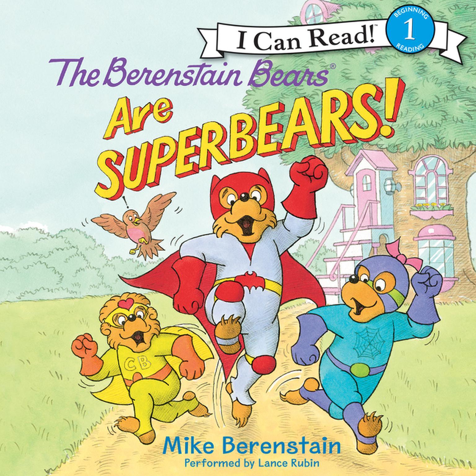 The Berenstain Bears Are Superbears