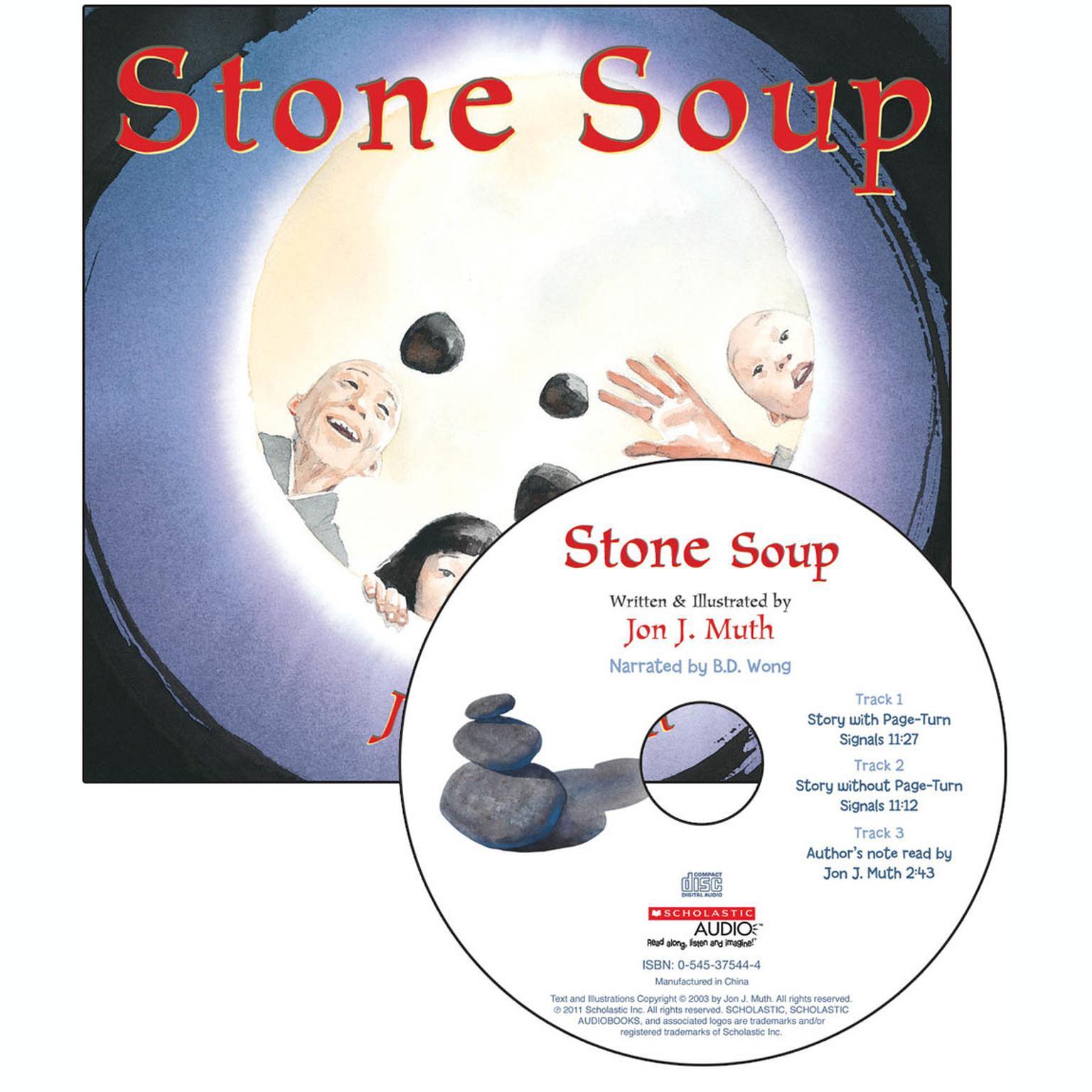 Printable Stone Soup Worksheet