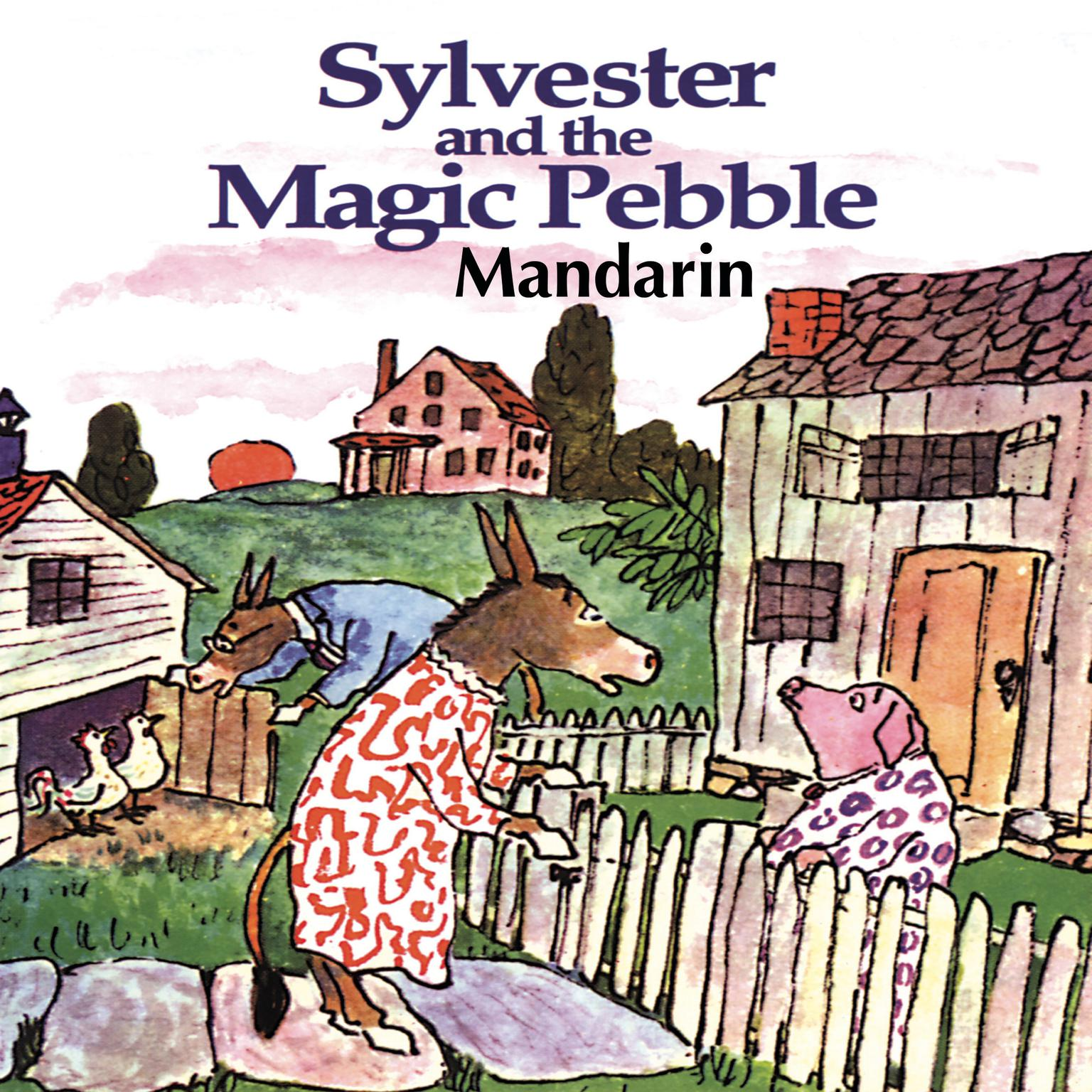 Sylvester Amp The Magic Pebble Mandarin Edition