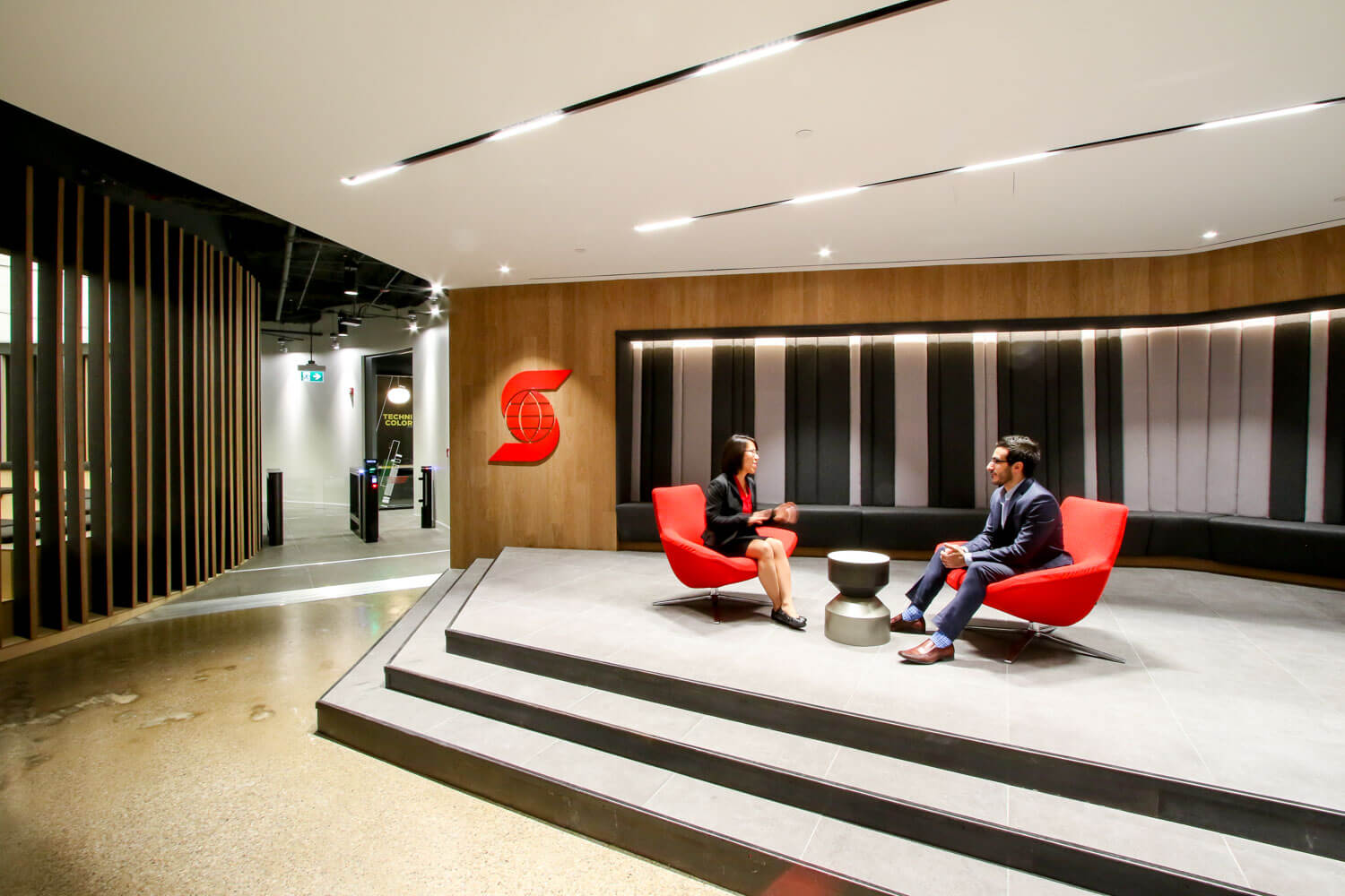 Scotiabank Toronto Disrupts The Future with Digital