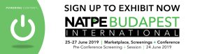 Sign Up to Exhibit in Budapest (Interstitial)
