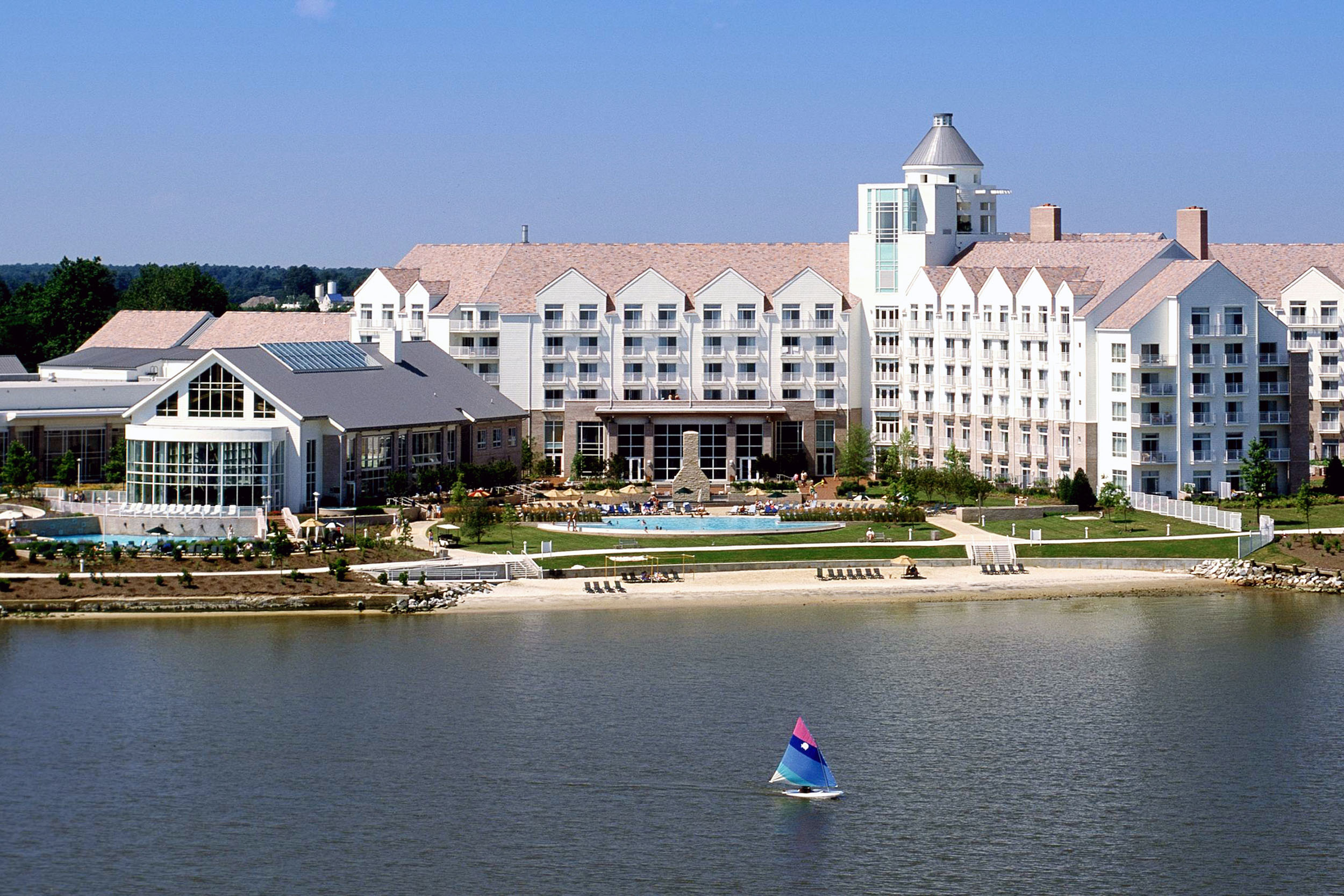 Chesapeake Hyatt Regency Resort Bay