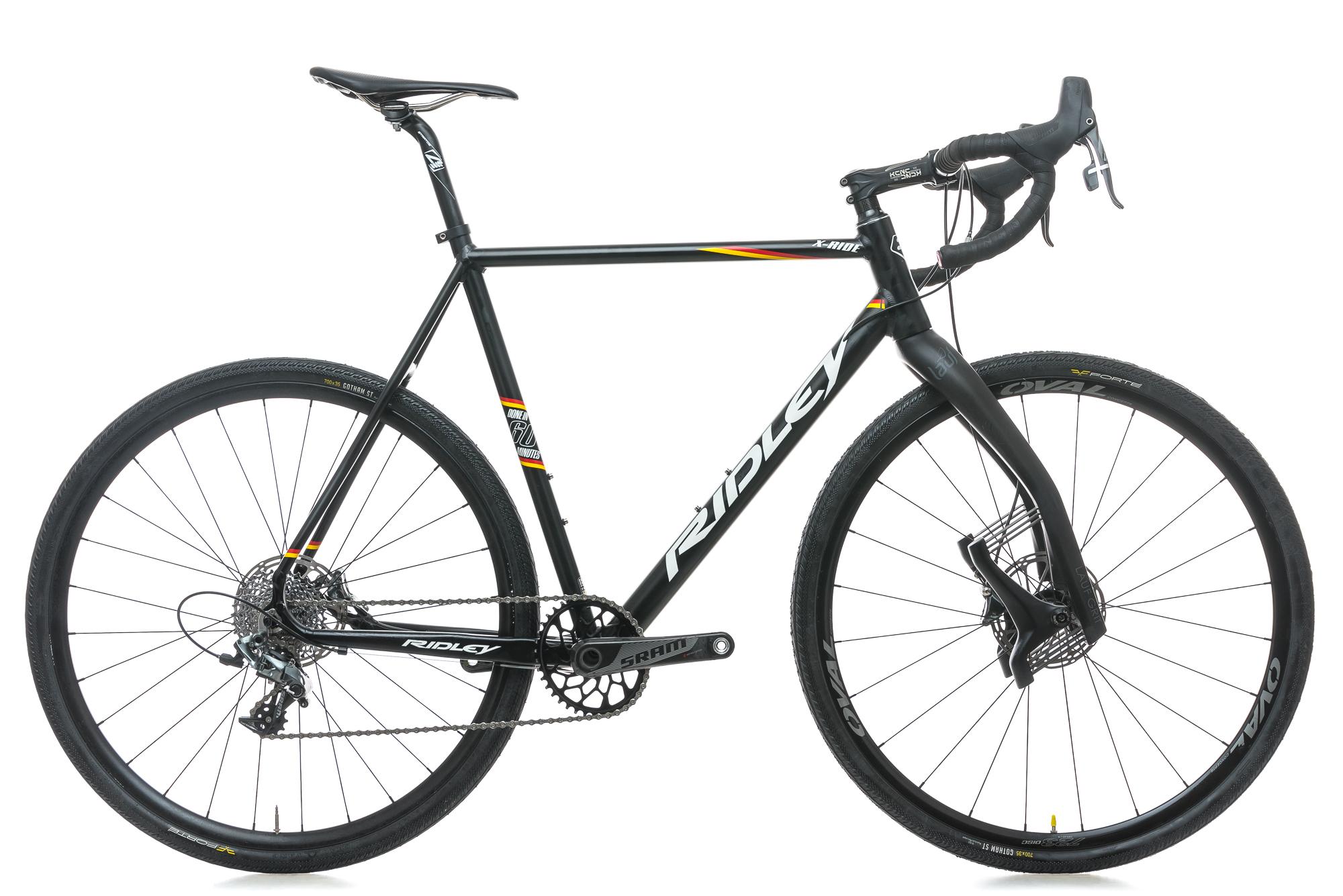 2017 Ridley X-Ride Cyclocross Bike 56cm Large Aluminum