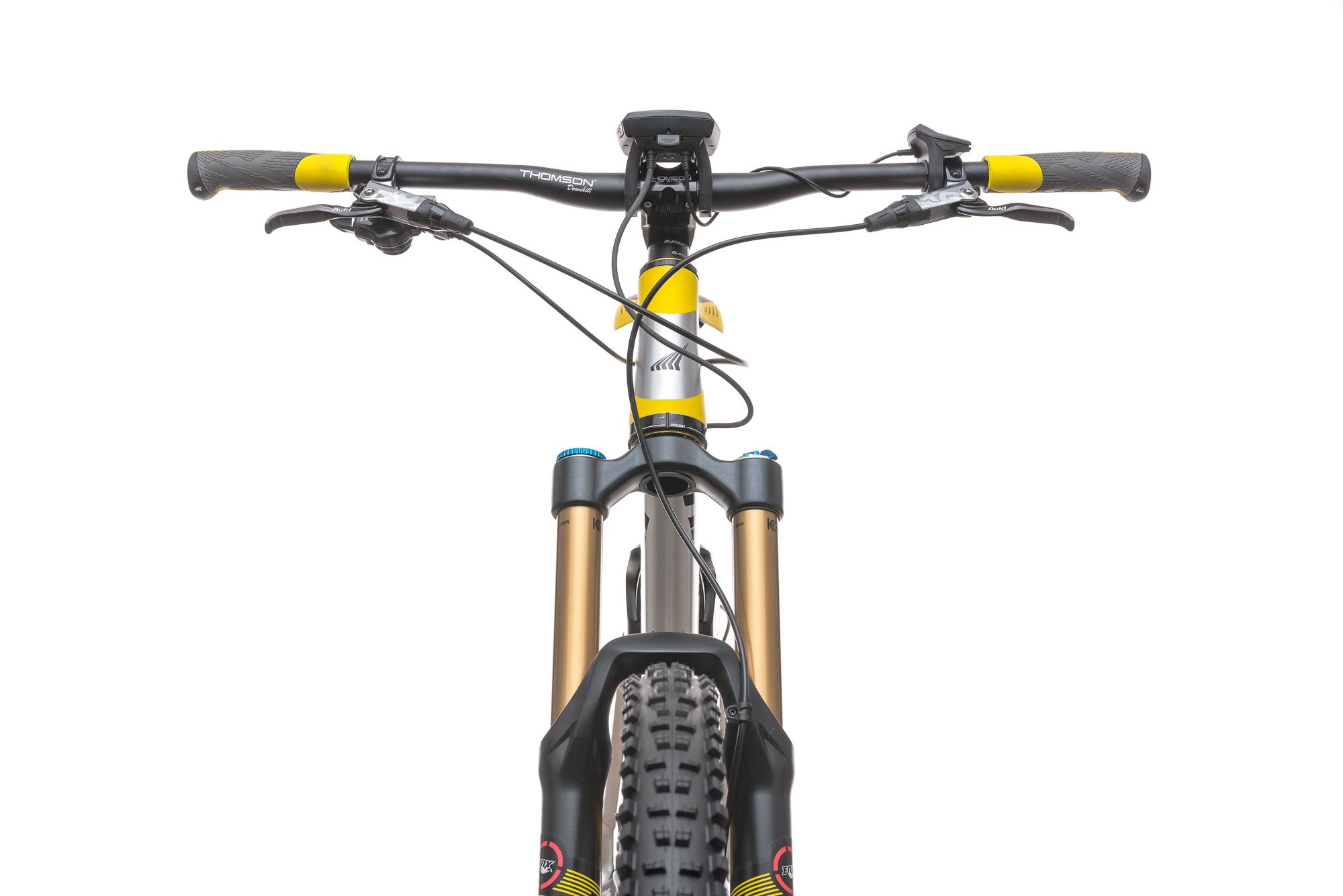 2014 Haibike Xduro Nduro Pro 26 Mountain E-Bike 45cm