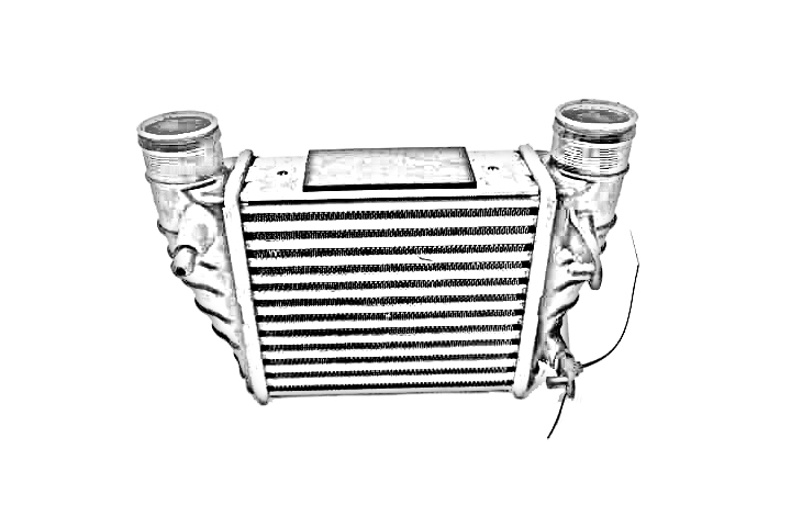 2015 Mini Cooper MINICOOPE intercooler