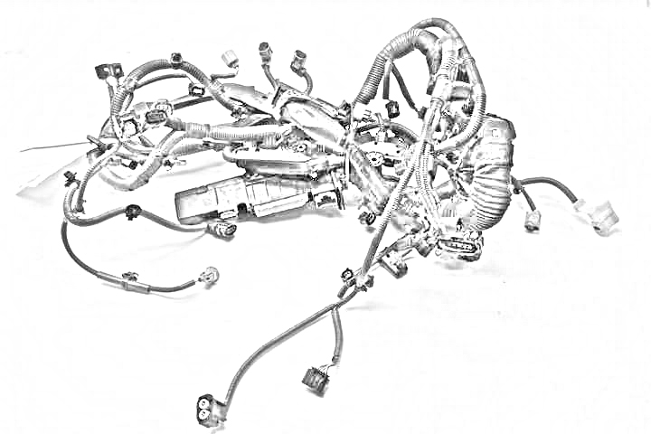 2007 Audi A6 Wire Harness : 25 Wiring Diagram Images