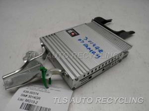2007 Toyota Camry radio audio  amp  862800390