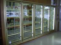 WALK IN COOLER GLASS DOORS SET Outside Victoria, Victoria