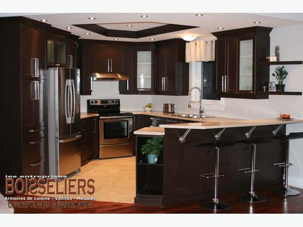 KITCHEN CABINETS VANITIES AND COMMERCIAL MILLWORK Aylmer Sector Quebec Ottawa