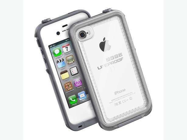 LifeProof Case for iPhone 4/4S Victoria City, Victoria