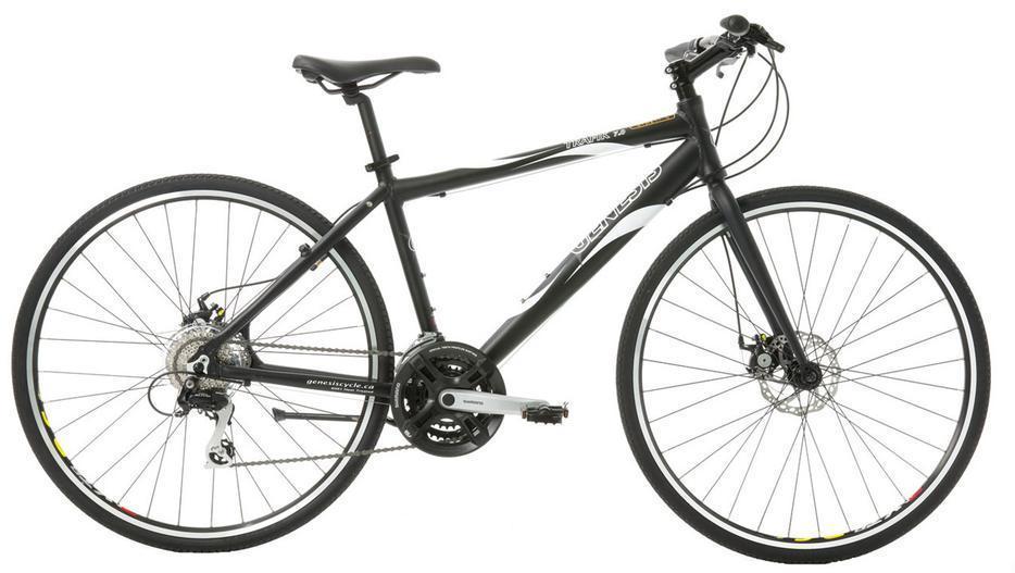 Genesis Cycle 7.0 trafik Bike for sale Victoria City, Victoria