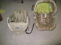 Laura Ashley Graco travel system stroller West Shore