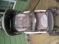 Laura Ashley Graco travel system stroller West Shore ...