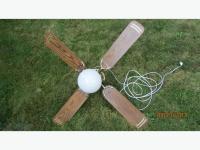 Ceiling fan (soft wired) West Shore: Langford,Colwood ...