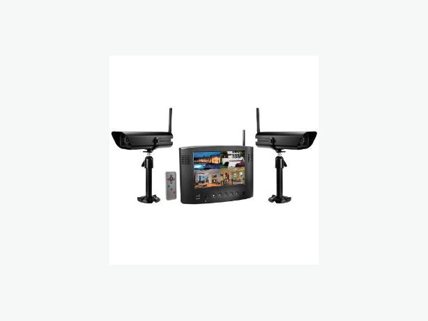 Uniden UDW20000 Wireless Video Surveillance System 3