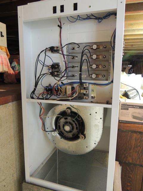 Nortron Electric Furnace Cedar, Nanaimo