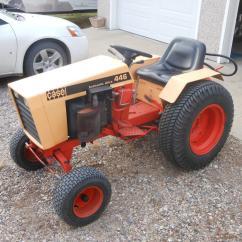 Case 446 Tractor Wiring Diagram Njdot Straight Line Compact Garden Sold Rural Regina, Regina