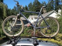 Yakima RaptorAero (Bike roof rack) Esquimalt & View Royal