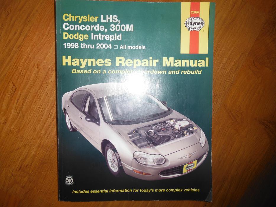 2001 Chrysler 300m Cooling Fan Wiring Diagram