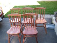 Maple Kitchen table with 5 chairs. Orleans, Ottawa